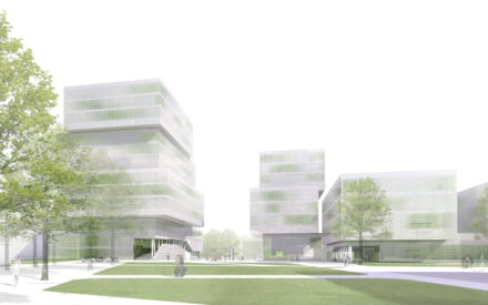 Bibliothek- und Seminarverwaltungsgebäude