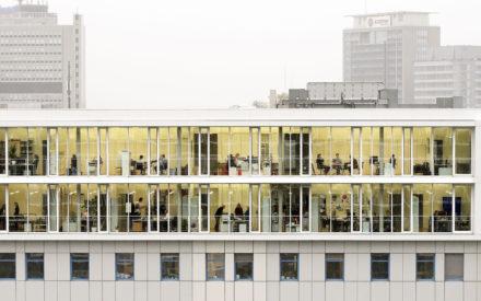 RWI Aufstockung Büro