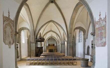 St.Viktor Kirche Kirchenraum