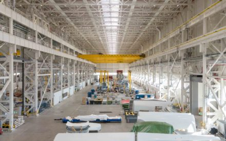 Produktionsstandort, Produktionsgebäude, Industriegebäude